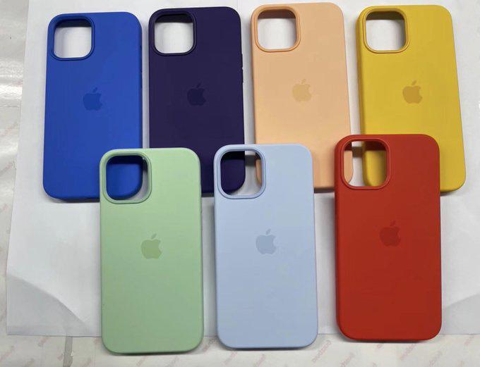 又有三款 iPhone 12 新配色手机壳曝光